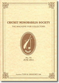Cricket Memorabilia Society