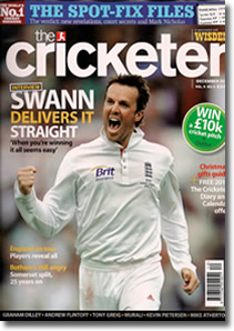 Cricketer Magazine
