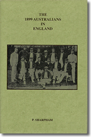 The 1899 Australians in England