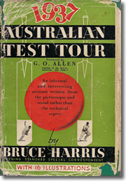 The 1937 Australian Test Tour