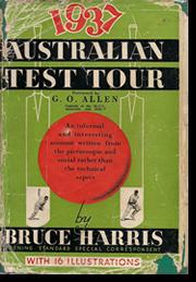 The 1937 Australian Test Tour