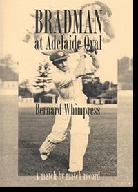 Bradmand Adelaide Oval