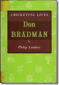 Cricketing Lives Bradman