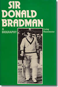 Sir Donald Bradmand Rosenwater