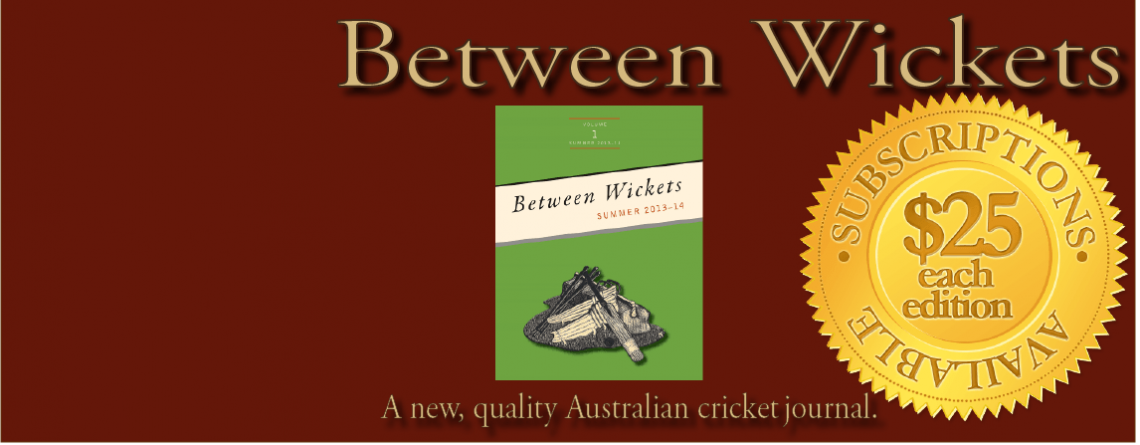 Between Wickets Subscriptions