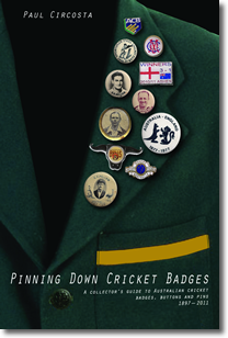 Pinning Down Australian Cricket Badges.fw