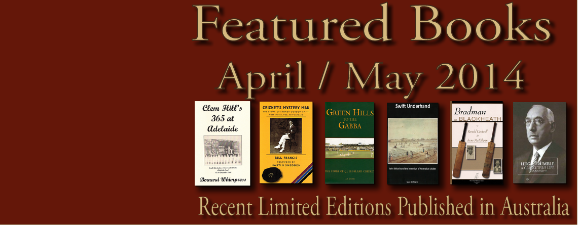 Featured Books April / May 2014