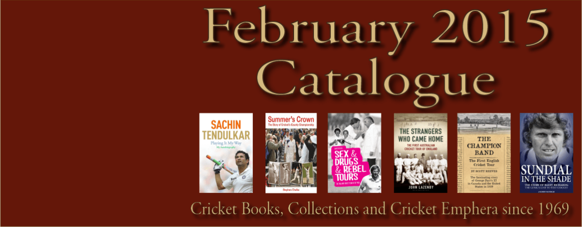 February 2015 Catalogue