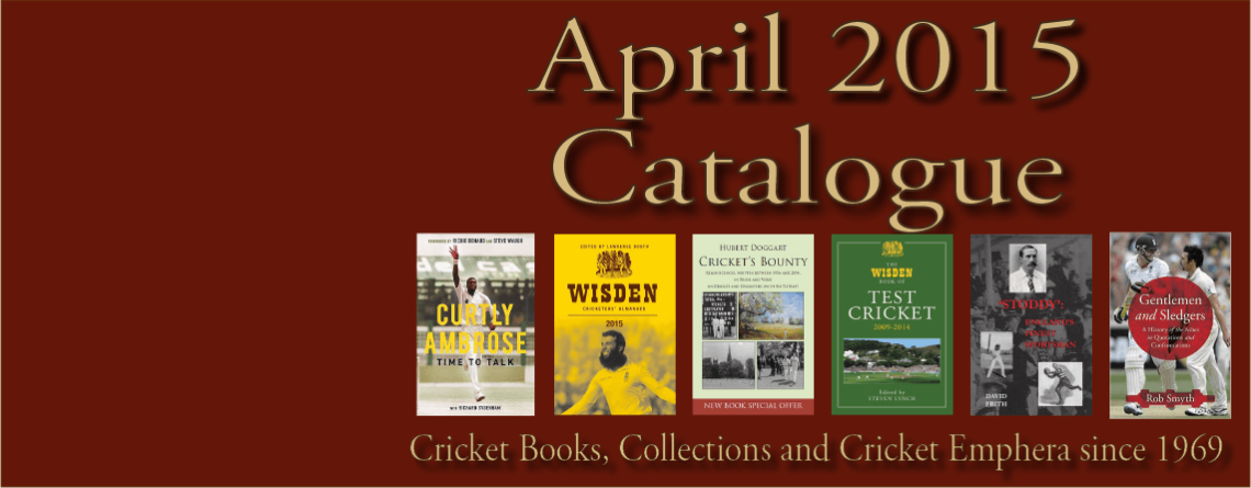 April 2015 Catalogue
