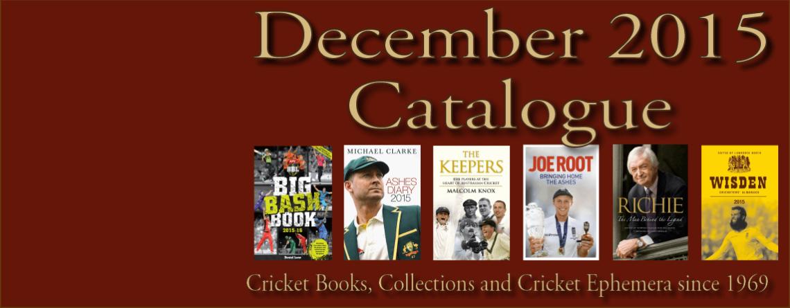 December  2015 Catalogue