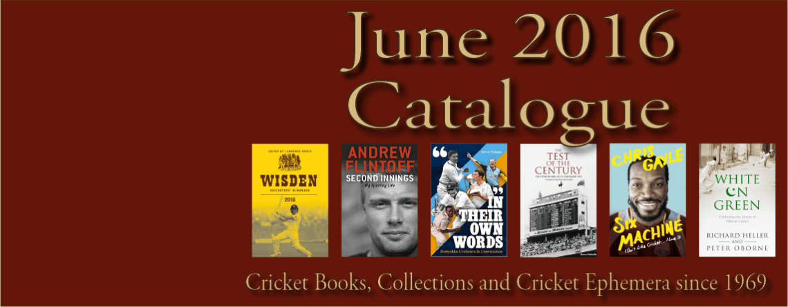 June  2016 Catalogue